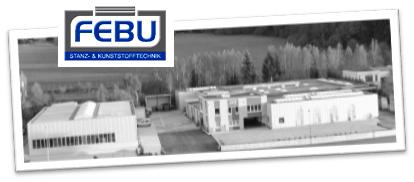 Firmengebäude der FEBU GmbH
